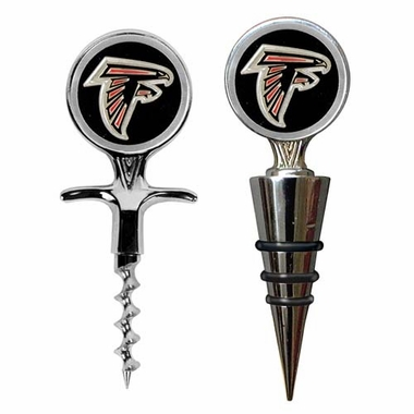 Atlanta Falcons Corkscrew and Stopper Gift Set