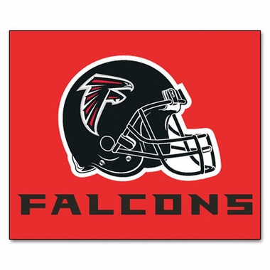 Atlanta Falcons Economy 5 Foot x 6 Foot Mat