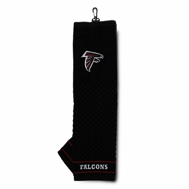 Atlanta Falcons Embroidered Golf Towel