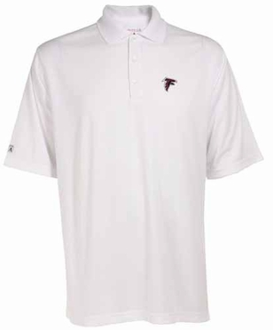Atlanta Falcons Mens Exceed Polo (Color: White)