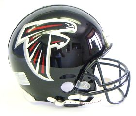 Atlanta Falcons Full Sized Replica Helmet