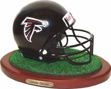 Atlanta Falcons Helmet Figurine