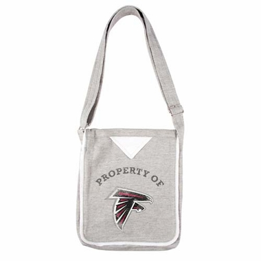 Atlanta Falcons Hoodie Crossbody Bag