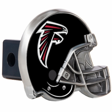 Atlanta Falcons Metal Helmet Trailer Hitch Cover