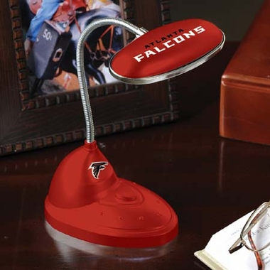 Atlanta Falcons Mini LED Desk Lamp