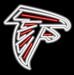 Atlanta Falcons Neon Light