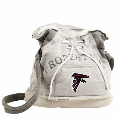 Atlanta Falcons Property of Hoody Duffle