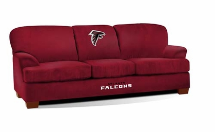 Atlanta Falcons First Team Sofa