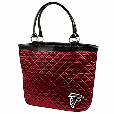 Atlanta Falcons Quilted Tote