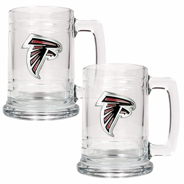 Atlanta Falcons Set of 2 15 oz. Tankards