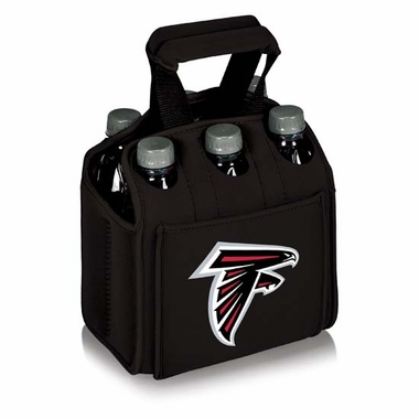 Atlanta Falcons Six Pack (Black)