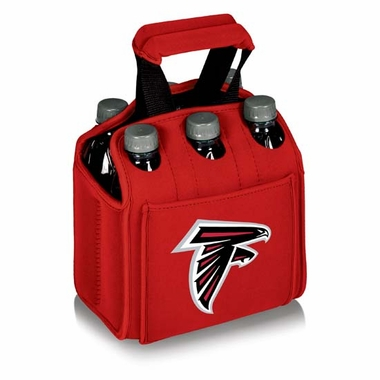 Atlanta Falcons Six Pack (Red)