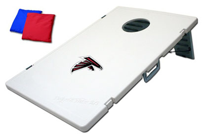 Atlanta Falcons Tailgate Toss 2.0 Cornhole Beanbag Game