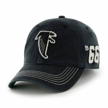 Atlanta Falcons Throwback Badger Franchise Flex Fit Hat