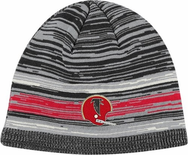 Atlanta Falcons Vintage Heathered Cuffless Knit Hat