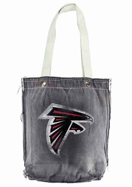 Atlanta Falcons Vintage Shopper (Black)