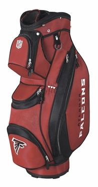 Atlanta Falcons Wilson Golf Cart Bag