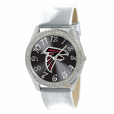 Atlanta Falcons Women's Glitz Watch