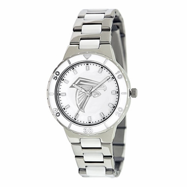 Atlanta Falcons Women's Pearl Watch