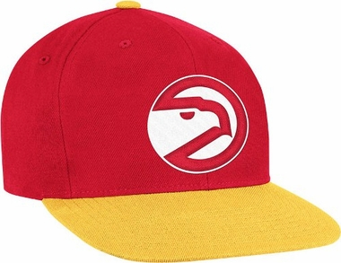Atlanta Hawks 2-Tone Vintage Snap back Hat
