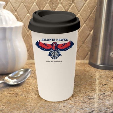 Atlanta Hawks Ceramic Travel Cup