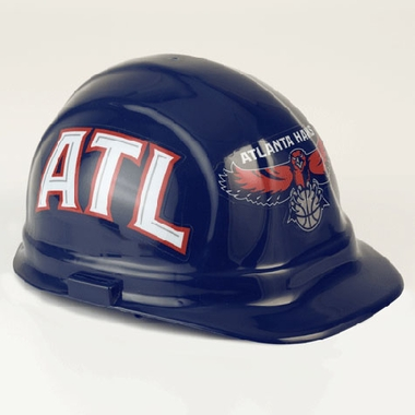 Atlanta Hawks Hard Hat