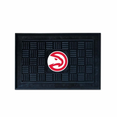Atlanta Hawks Heavy Duty Vinyl Doormat