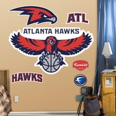 Atlanta Hawks Wall Decorations