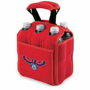 Atlanta Hawks Six Pack (Red)