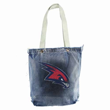 Atlanta Hawks Vintage Shopper (Denim)