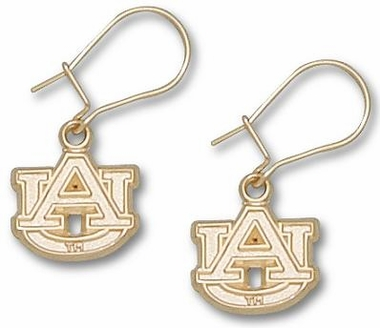 Auburn 10K Gold Post or Dangle Earrings