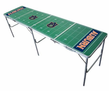 Auburn 2x8 Tailgate Table