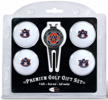 Auburn 4 Ball and Tool Gift Set