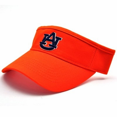 Auburn Adjustable Birdie Visor