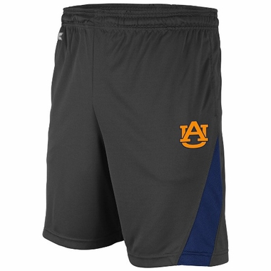 Auburn Adrenaline Performance Shorts (Charcoal)