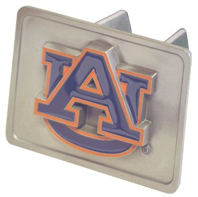 Auburn (AU) Trailer Hitch Cover