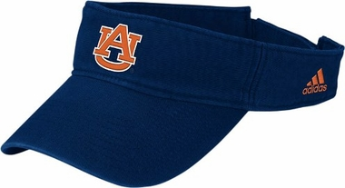 Auburn Basic Logo Adjustable Visor