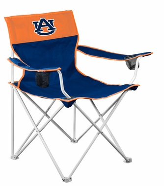 Auburn Big Boy Adult Folding Logo Chair