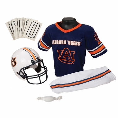 Auburn Deluxe Youth Uniform Set - Small