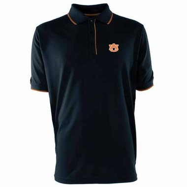 Auburn Mens Elite Polo Shirt (Team Color: Navy)