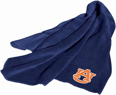 Auburn Fleece Throw Blanket