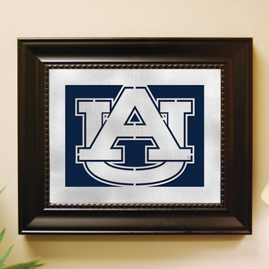 Auburn Framed Laser Cut Metal Wall Art