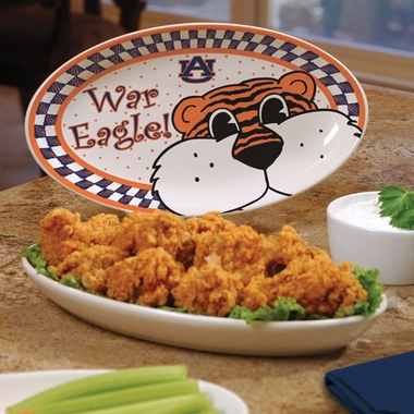 Auburn Gameday Ceramic Platter