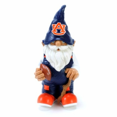 Auburn Gnome Christmas Ornament