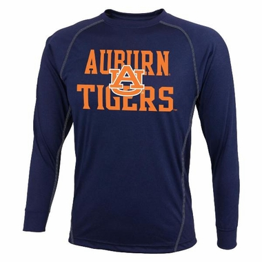 Auburn L/S Speedwick Performance Shirt