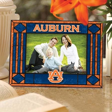 Auburn Landscape Art Glass Picture Frame