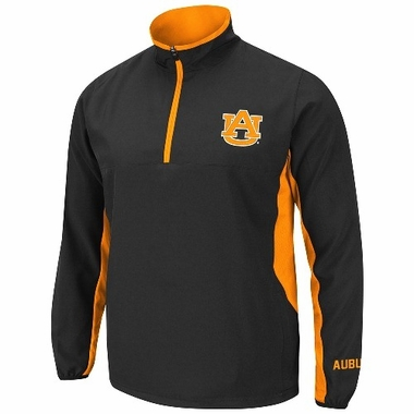 Auburn Mako 1/4 Zip Performance Jacket