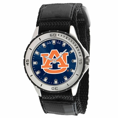Auburn Mens Veteran Watch