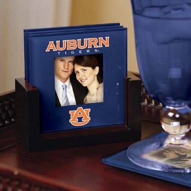 Auburn Photo Coaster Set