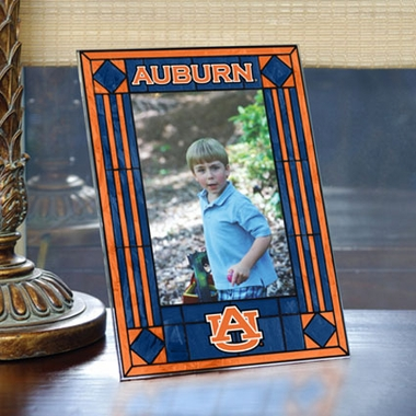 Auburn Portrait Art Glass Picture Frame